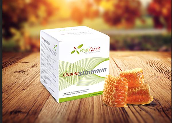 Complément alimentaire Quantastimmum