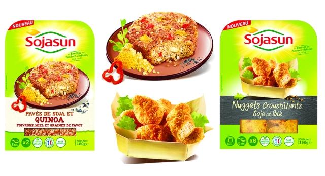 Quinoa et Nuggets
